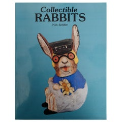 'Collectible Rabbits' by Herbert N. Schiffer, First Edition
