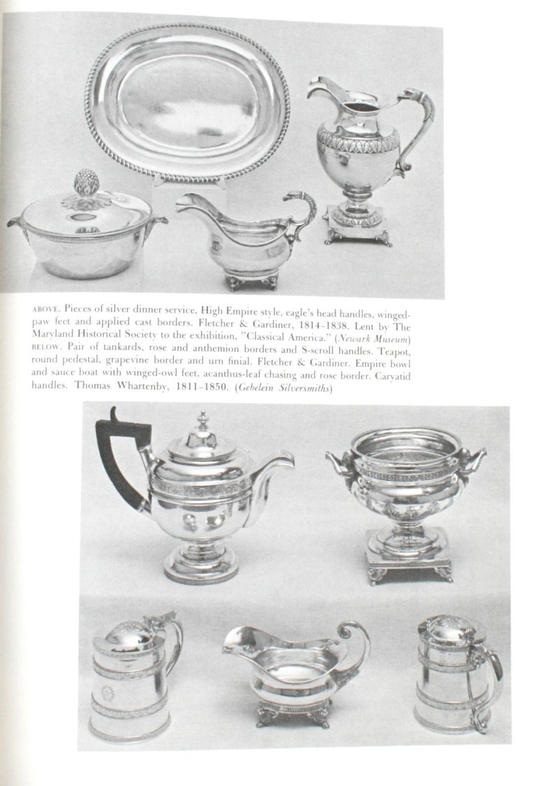 Collecting American 19th Century Silver by Katherine Morrison McClinton For Sale 1