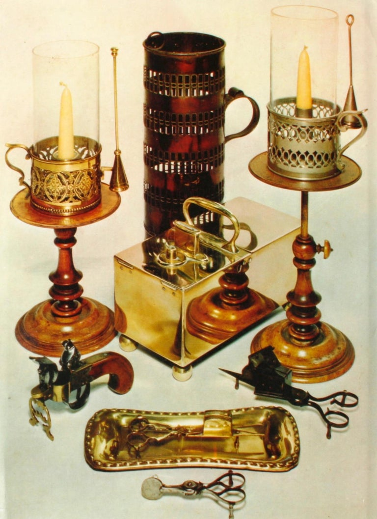 Collecting Antique Metalware by Evan Perry For Sale 12