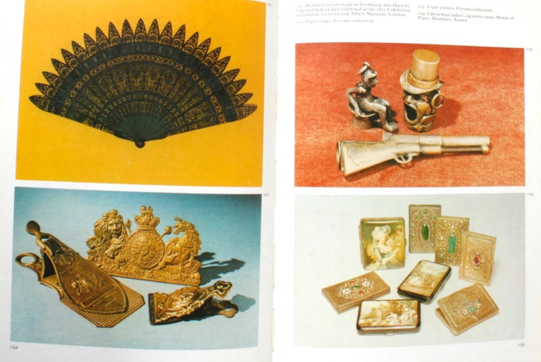 Paper Collecting Antique Metalware by Evan Perry For Sale