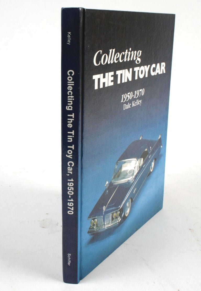 Collecting the Tin Toy Car, 1950-1970 by Dale Kelley, 1st Edition For Sale 12