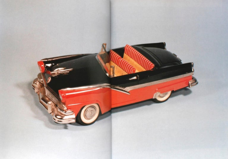 Collecting the Tin Toy Car, 1950-1970 by Dale Kelley. Schiffer Pub Ltd, 1984. Stated 1st Edition hardcover. For 25 years following World War II the Japanese manufactured and distributed worldwide - attractive toy products. A great guide with photos