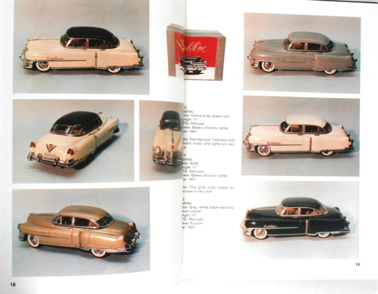 Paper Collecting the Tin Toy Car, 1950-1970 by Dale Kelley, 1st Edition For Sale