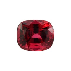 Collection Burma Red Spinel 5.13 Carat AGL Certified Classic Burma