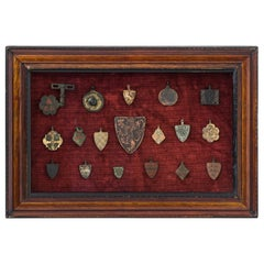 Collection of Antique Roman Medals
