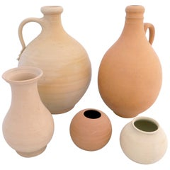 Collection of Ceramic Vessels from Johannes Hein Andrée