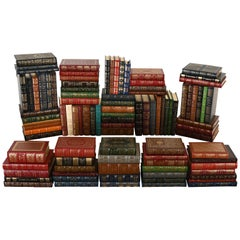 Collection of Easton Press Leather Bound Books, 20th Century