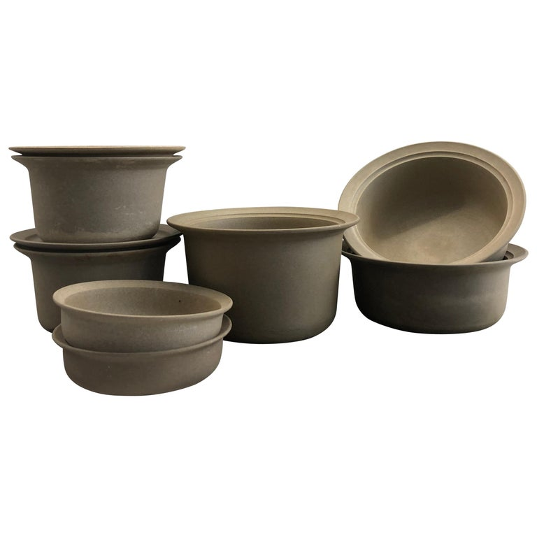 Collection of Firepot from Royal Copenhagen For Sale