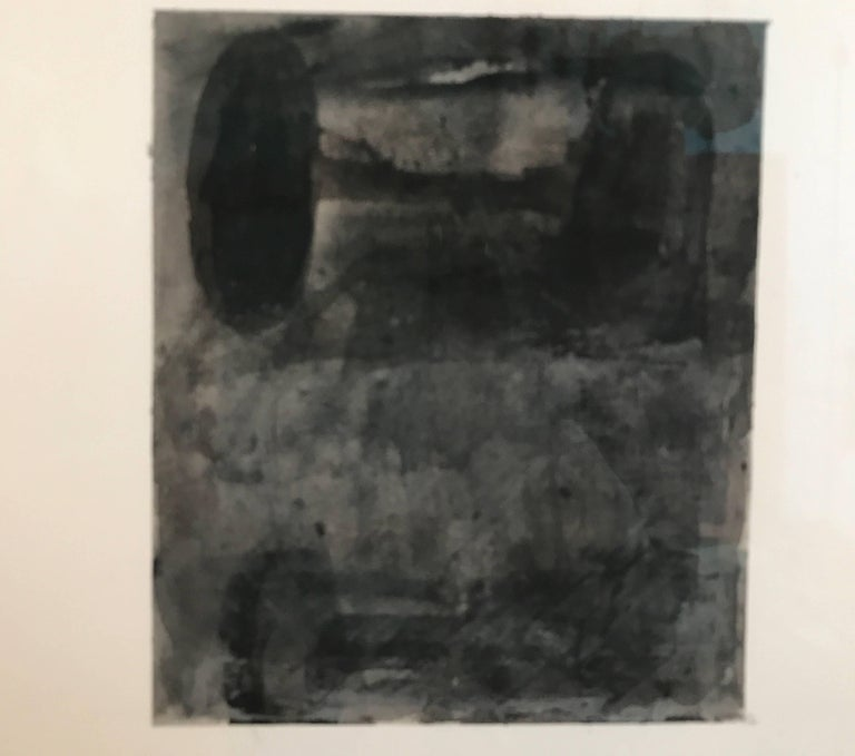 Paint Collection of Two Drawings by Dave Zarick For Sale