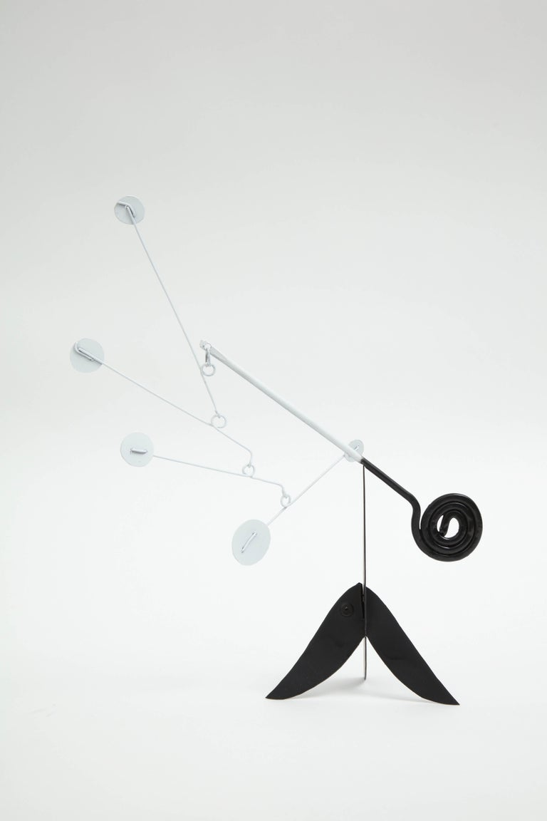 Collection of Jim Hunter Tabletop Mobiles, 2018 In New Condition For Sale In New York, NY
