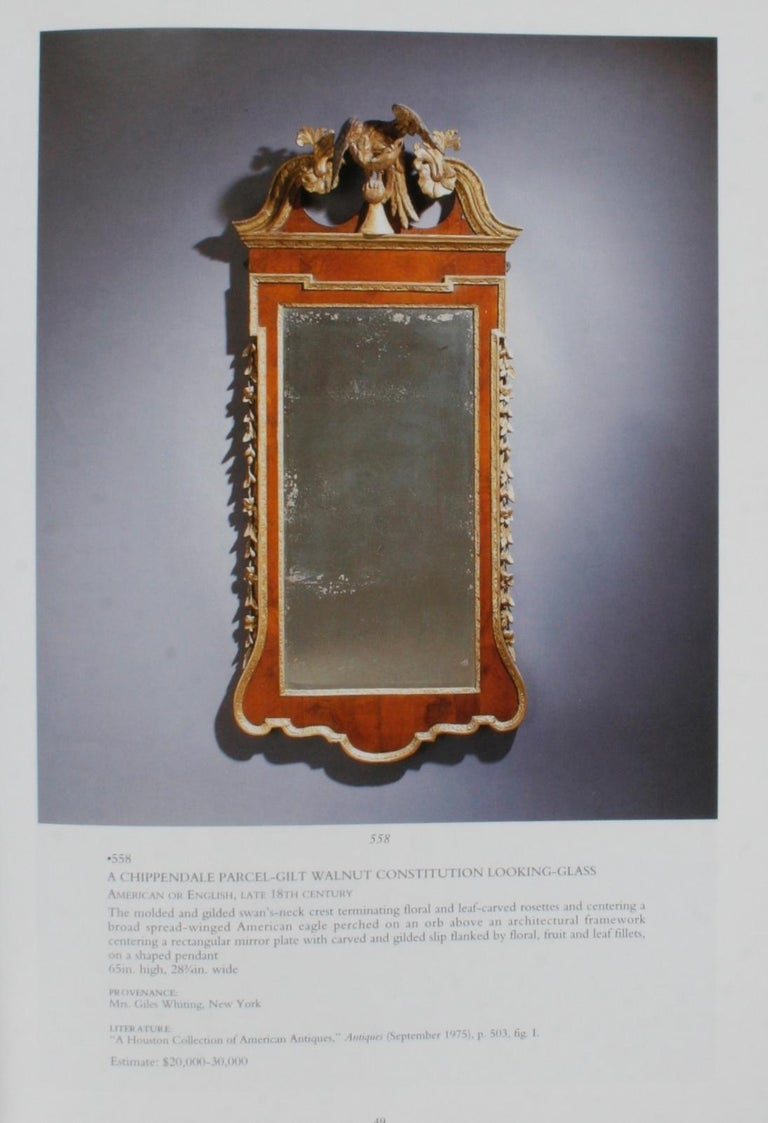20th Century Collection of Mr. and Mrs. James L. Britton: Christie's, New York For Sale