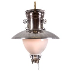 Collection of Rare Welsbach Gas Lamps