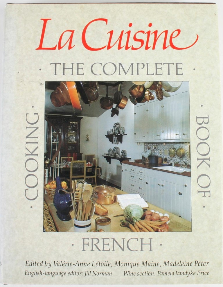 Collection of Six Gourmet Cook Books For Sale 7