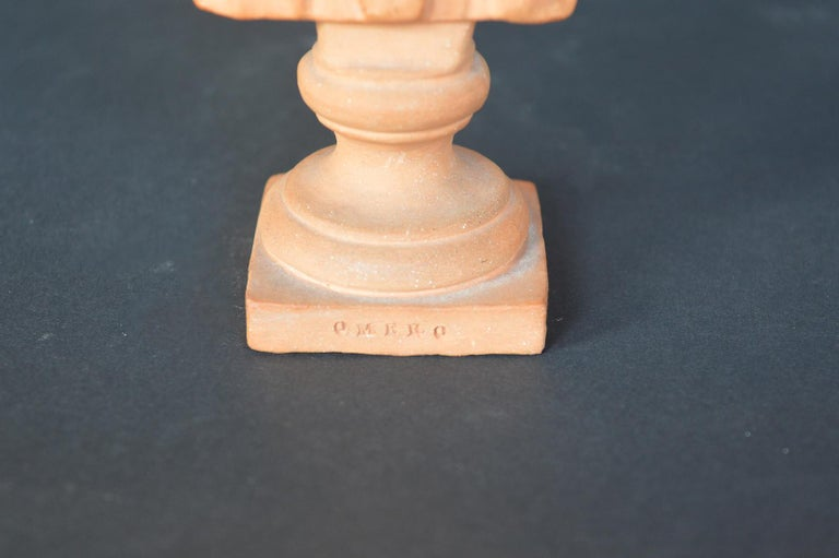 20th Century Collection of Terracotta Figurines For Sale