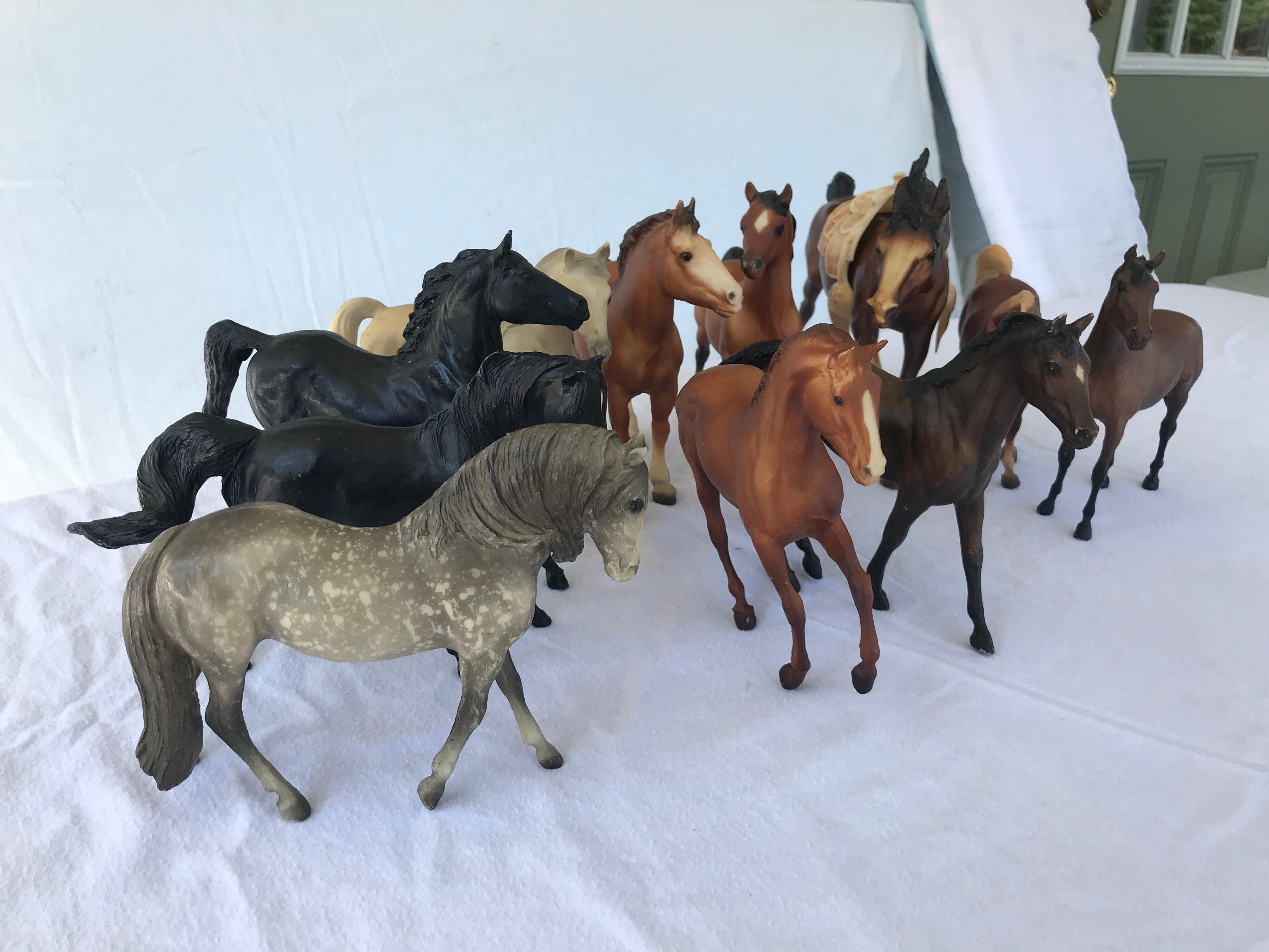 Collection Of Vintage Breyer Horses For Sale At 1stdibs