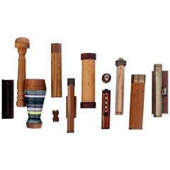 Collection of Vintage Kaleidoscopes