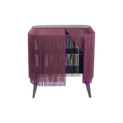 Bordeaux Large fringe cabinet, made in France