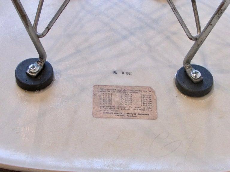 Collector Set of Six Dining Chairs Eames Saarinen McCobb Wegner Bertoia Cherner 4