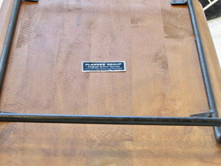 Collector Set of Six Dining Chairs Eames Saarinen McCobb Wegner Bertoia Cherner 5