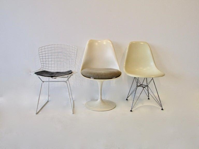 Mid-Century Modern Collector Set of Six Dining Chairs Eames Saarinen McCobb Wegner Bertoia Cherner