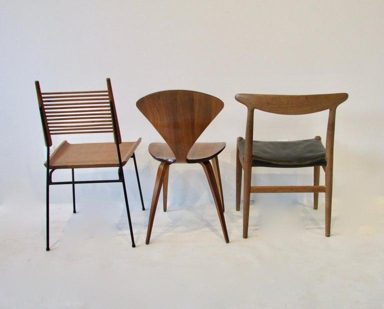 Collector Set of Six Dining Chairs Eames Saarinen McCobb Wegner Bertoia Cherner 1