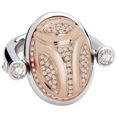 Colleen B. Rosenblat Diamonds Scarab Ring