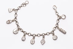 Untitled (9 Charm Bracelet)