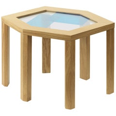 Collins Side Table by Graham Collins for Normann X Brask Art Collection