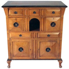 Colonial Chest with Cupboards