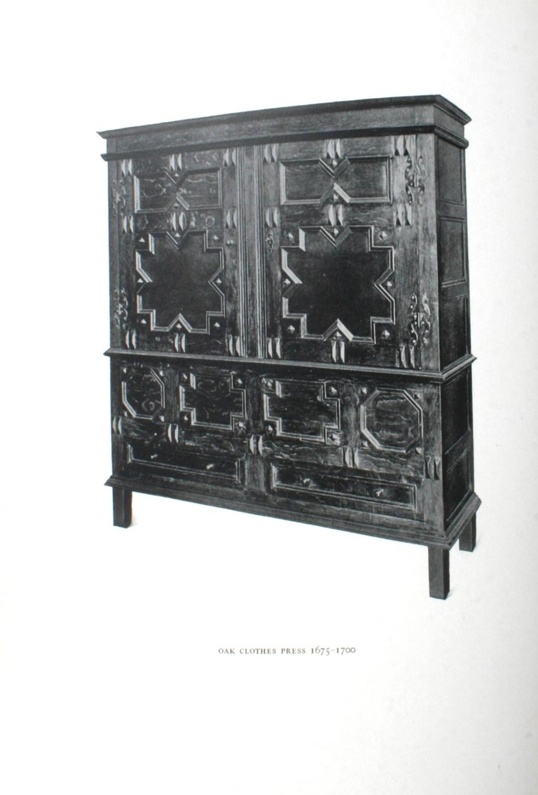 Colonial furniture in america by luke vincent lockwood volumes i ii new york