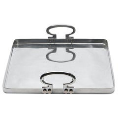 Colony Large Aluminium Tray by Aldo Cibic