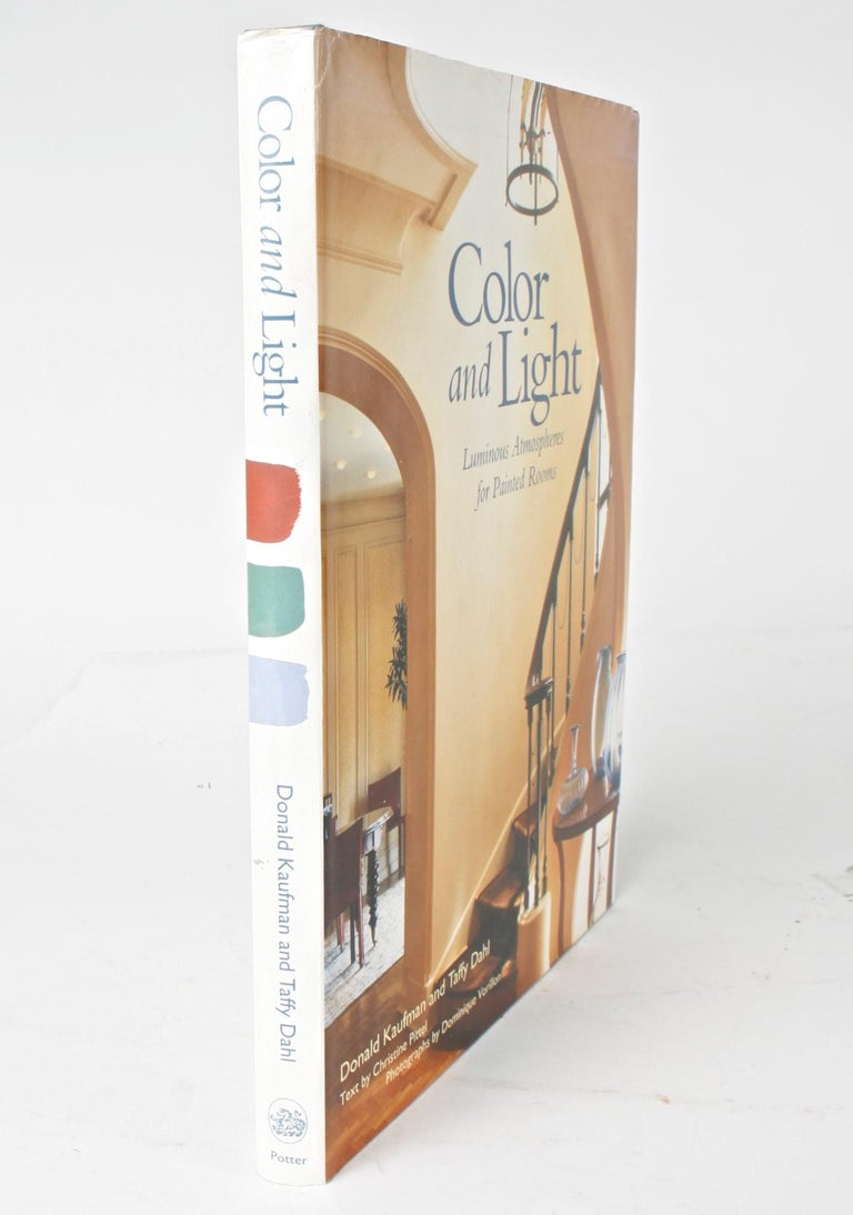 Color and Light Luminous Atmospheres for Painted Rooms, 1st Edition For Sale 14
