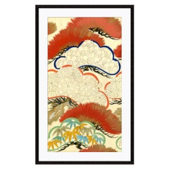 Color Bonsai I Japanese Print by CuratedKravet