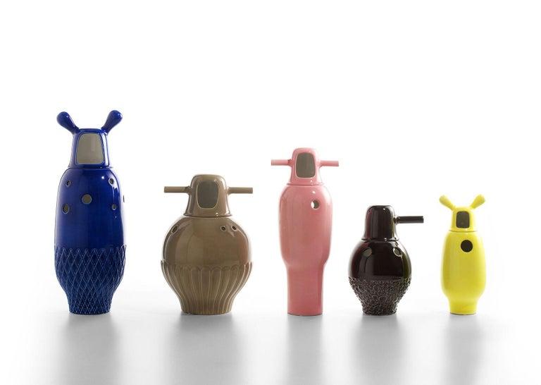 Modern Color Number 2 Showtime Vase by Jaime Hayon For Sale
