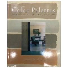 Color Palettes Book