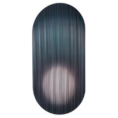 Color Shift Panel Medium, Trichroic Black