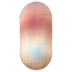 Color Shift Panel Medium, Trichroic Rose