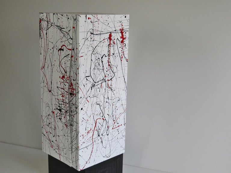 Handmade cube furniture