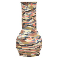 Colorful Ceramic Vase by Cody Hoyt