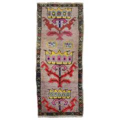 Colorful Mini Turkish Mat Rug