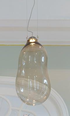 Coloured Small Big Bubble Pendant Light by Alex de Witte
