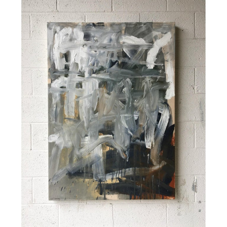 Oil on canvas.  Colt Seager is an internationally recognized artist who resides in the suburbs of Chicago. Working primarily in the mediums of painting and sculpture, his art seeks to invite others into a holy space, encouraging them to explore