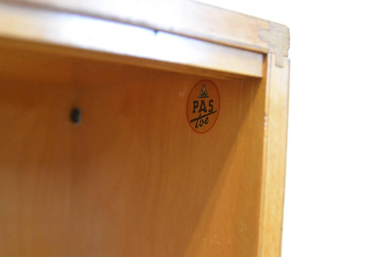 Beech Combex Room Divider BB06 by Cees Braakman for Pastoe, Netherlands For Sale