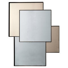 Combi Mirror, by Gianluigi Landoni, Made in Italy, in Stock in Los Angeles