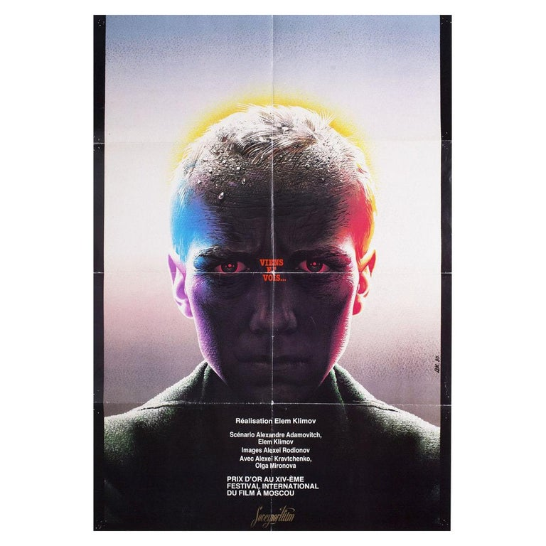 Come and See 1985 Russian B1 Film Poster For Sale