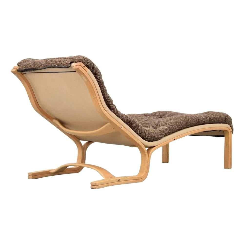 Comfortable Chaise Longue by Esko Pajamies for ASKO