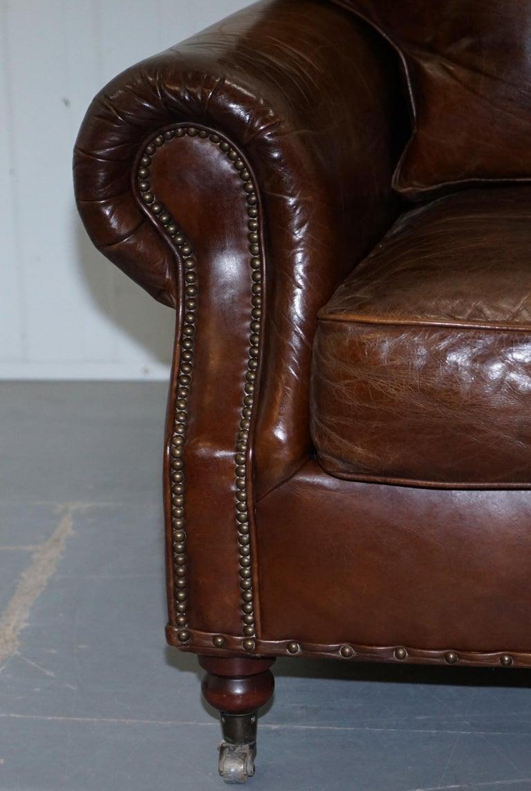 Comfortable Timothy Oulton Balmoral Halo Heritage Vintage ...