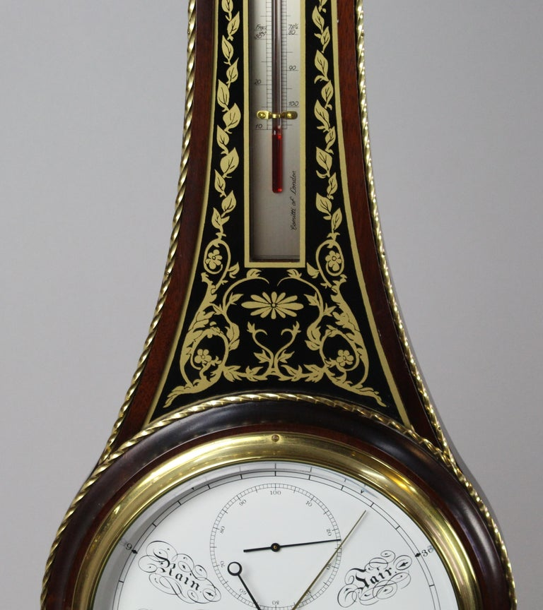 Comitti of London Limited Edition Prince of Wales Barometer For Sale 2