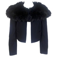 Comme des Garcons 1989 Collection Runway Jacket