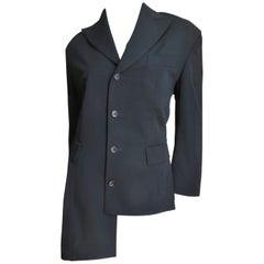Comme des Garcons 1991 A/D Asymmetric Jacket